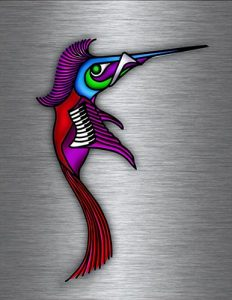 Ivories Hummingbird_01